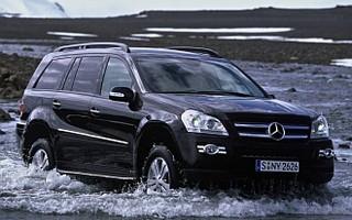 2007 Mercedes-Benz GL 320 CDI Review