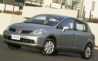nissan tiida 2007 review