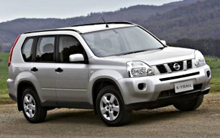 Nissan x trail 2009 review