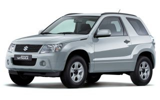 2011 Suzuki Grand Vitara (4x4) Review