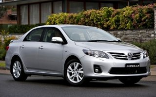 2010 Toyota Corolla Conquest Review | CarAdvice