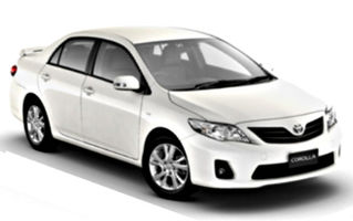 2012 Toyota Corolla Ascent Sport Review