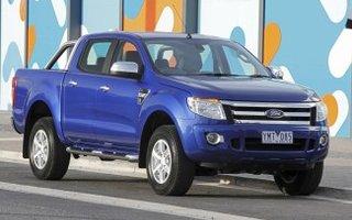 2012 Ford Ranger XLT 3.2 (4x4) Review