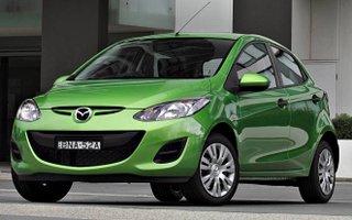 2012 Mazda 2 Neo Review