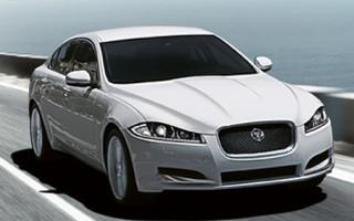 Jaguar xf 2012 review