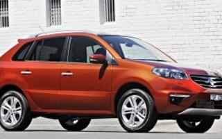 2012 Renault Koleos Privilege 44 Review Caradvice