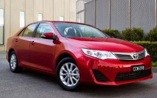 2011 Toyota Camry Altise Review