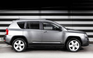 2012 Jeep Compass Limited Review