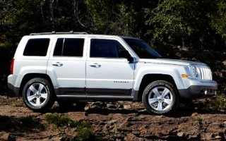 2012 Jeep Patriot Sport (4×2) Review