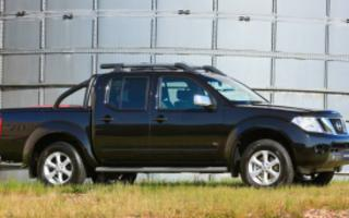 Nissan navara stx 550 faults