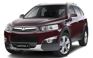 holden captiva 7 lx review