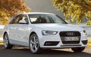 2013 Audi A4 1.8 TFSI Review