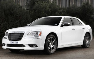 Charming 2013 Chrysler 300 C Luxury Review