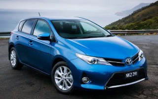2014 Toyota Corolla Ascent Sport Review
