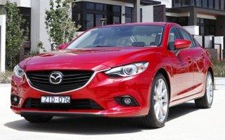 2012 Mazda 6 Atenza Review
