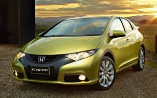 Superior 2013 Honda Civic Hatch VTi L Review