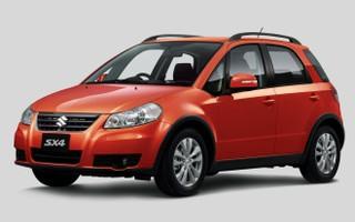 2014 Suzuki Sx4 Crossover Navigator Review