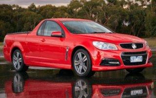 2013 Holden Ute Sv6 Review