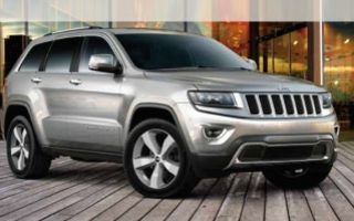 2013 Jeep Grand Cherokee Laredo (4×4) Review