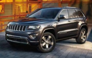 2014 Jeep Grand Cherokee Overland (4×4) Review