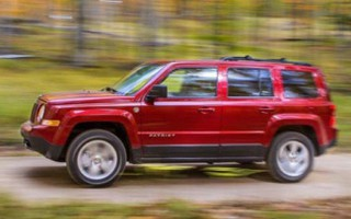 Lovely 2013 Jeep Patriot Limited Review