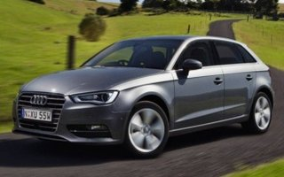 Audi a3 attraction review