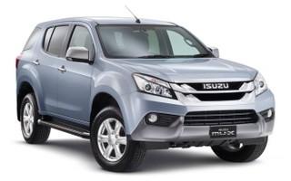 2014 Isuzu MU-X LS-T Review