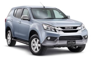 2015 Isuzu MU-X LS-T (4x4) Review