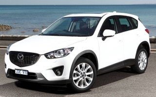 2014 Mazda CX 5 Maxx Sport (4×4) Review
