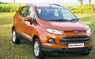 2014 Ford Ecosport Trend Review