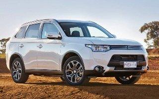 2014 Mitsubishi Outlander Aspire Phev Hybrid Review