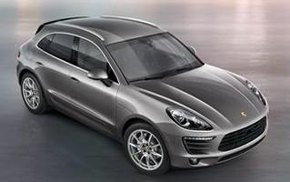 2014 Porsche Macan Turbo Review