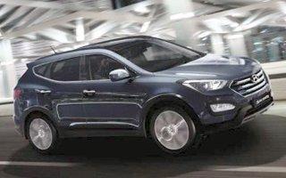 2014 Hyundai Santa Fe Highlander CRDi (4x4) Review