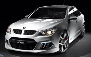 2015 HSV Clubsport R8 Review