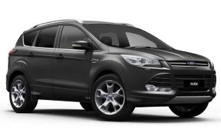 Ford Kuga Titanium Awd Review