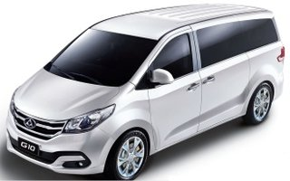 2015 LDV G10 (9 Seat) Review