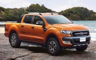 2016 Ford Ranger Wildtrak 3.2 (4x4) Review