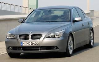 2005 BMW 545i SPORT