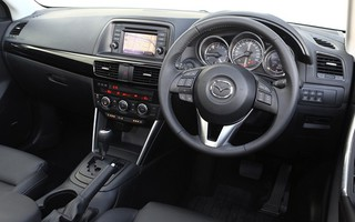 2013 Mazda CX 5 Maxx Sport