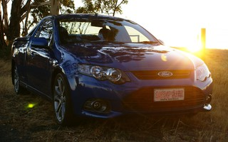 2012 Ford Falcon XR6 Limited Edition
