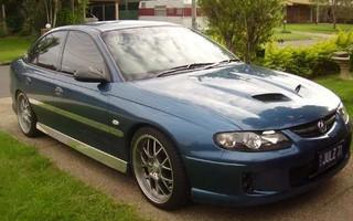 2002 Holden Commodore Executive
