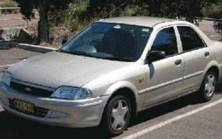 2000 Ford Laser GLXi