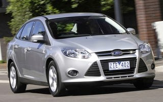 2013 FORD FOCUS TREND