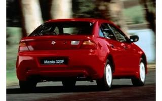 1996 MAZDA 323 ASTINA