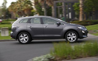 2011 MAZDA CX 7 LUXURY SPORTS