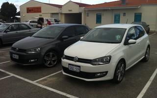 2011 Volkswagen Polo 77TSI Comfortline