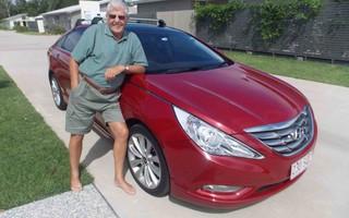 2012 Hyundai i45 PREMIUM Review
