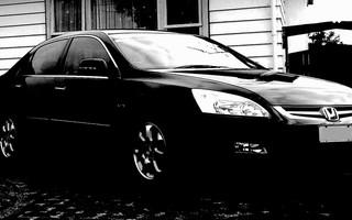 2004 Honda Accord V6 Review