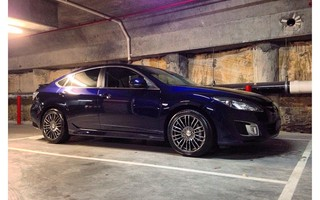 2008 Mazda 6 Luxury Sports Review