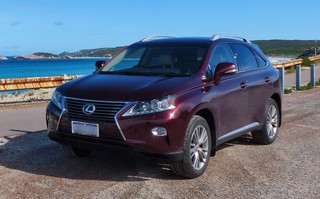 2013 Lexus RX450h Luxury Review